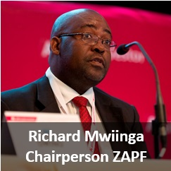 Richard Mwiinga - ZAPF 2